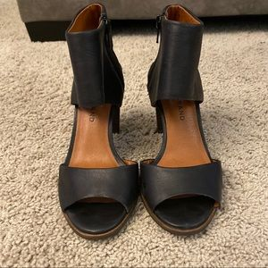 Thick heels by Lucky Brand - black 6